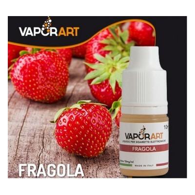 Liquido VaporArt Fragola 10ml