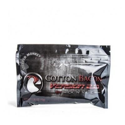 Cotton bacon by Wick/N' Vape
