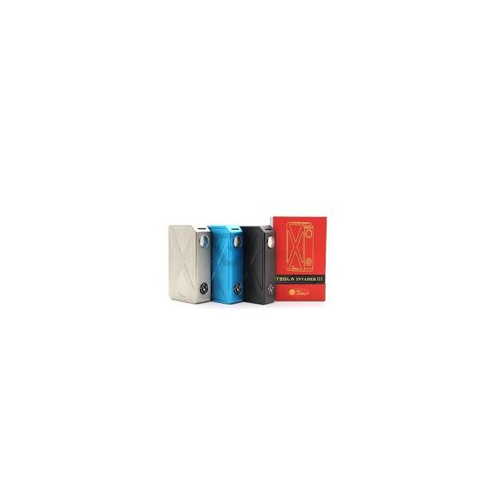 Box tesla invader III 240w