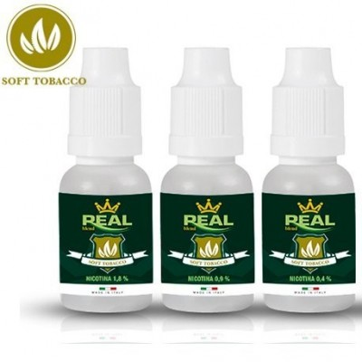 Liquido Real Soft Tabacco 20ml