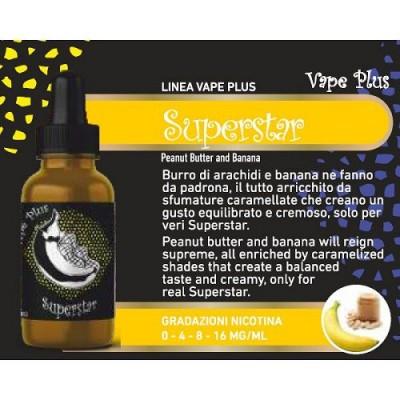 Liquido Vape Plus Superstar 10ml