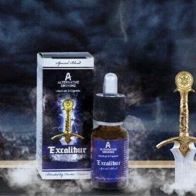 Liquido Alternative Smoking Excalibur 15ml