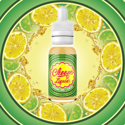 Liquido Choops Sparkling Lemon 10ml