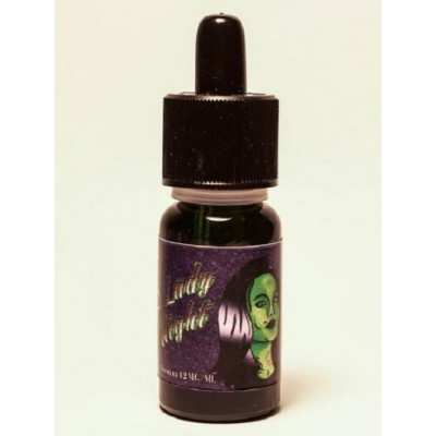 Liquido Lady Night 0MG 10ML