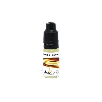 Aroma Pomme d'amour eliquid france da 10ml