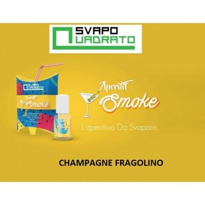 Liquido Apreritif Smoke Champagne Fragolino 10ML