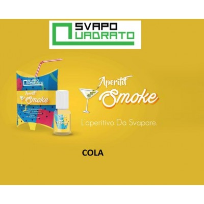 Liquido Apreritif Smoke  Cola 10ML