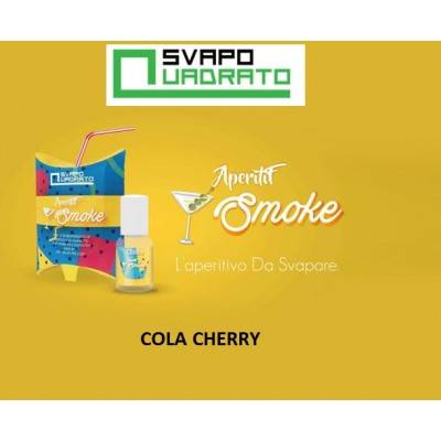 Liquido Apreritif Smoke  Cola Cherry 10ML