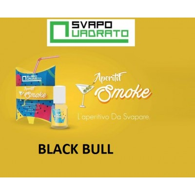 Liquido Apreritif Smoke Black Bull 10ML