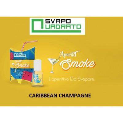 Liquido Apreritif Smoke Caribbean Champagne 10ML