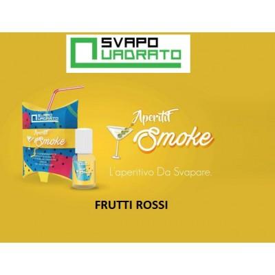 Liquido Apreritif Smoke Frutti Rossi 10ML
