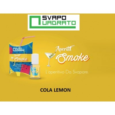 Liquido Apreritif Smoke Cola Lemon 10ML
