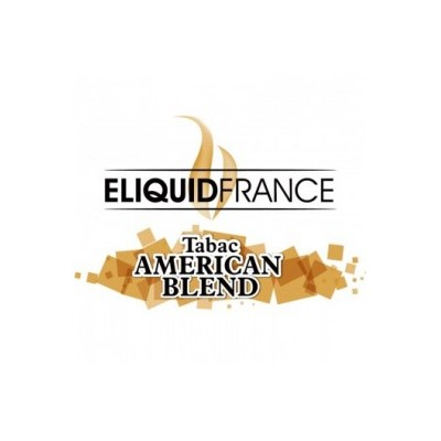 Aroma Eliquid france Tabac American Blend 10ml