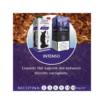 Liquido Lop Intenso 10ml