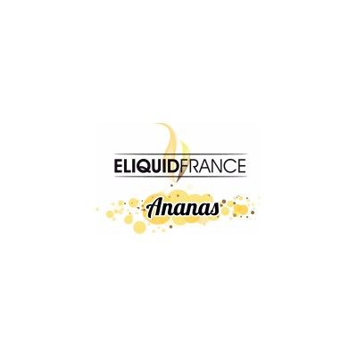 Aroma Eliquid france ananas da 10ml