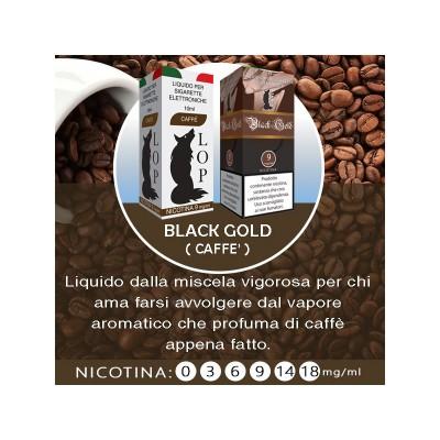 Liquido Lop Caffè senza nicotina 10ml