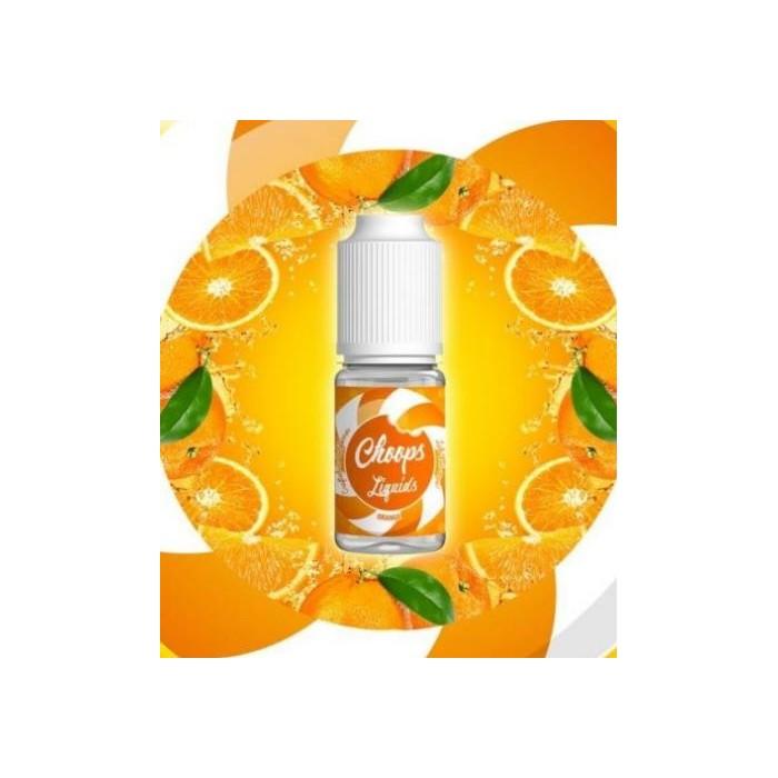 Liquido Choops liquids orange