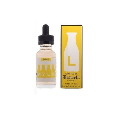 Liquido Mylk Banana 10 ml 3 mg