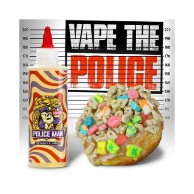 Liquido Police Man 10 ml 3 mg