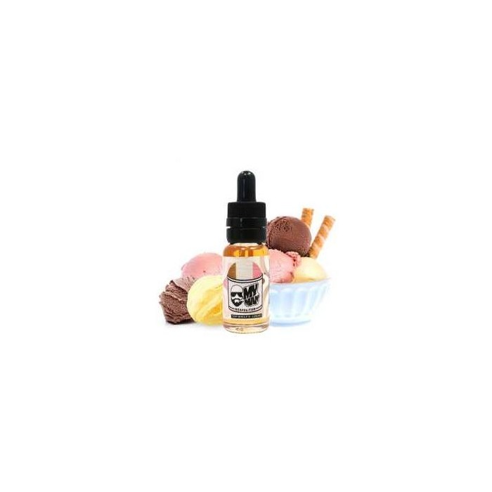 Liquido Mylk Strawberry 10 ml 3 mg