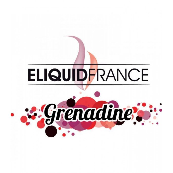 Aroma Eliquid france Grenadine 10ml