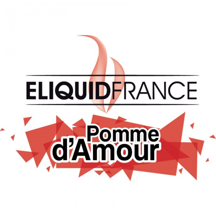 Aroma Eliquid france Pomme 10ml