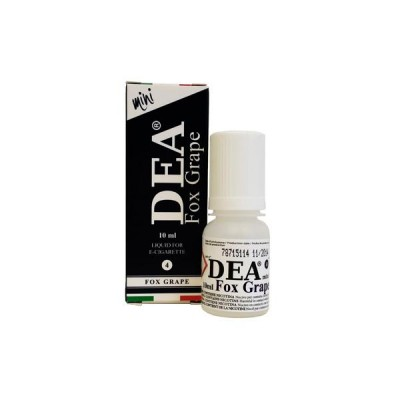 LIquido Dea Flavor Purple Rain Uva Fraga 10ml