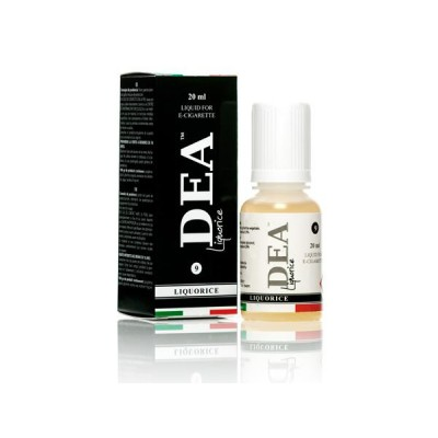 Liquido Dea flavor Lady in Black Liquirizia 10ml
