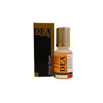 Liquido Dea Flavor Orange Quenn 10ml
